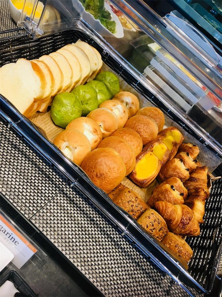 グランドプリンスホテル広島の朝ごはんブッフェ