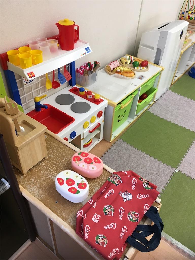 子育てオープンスペースつばさの玩具