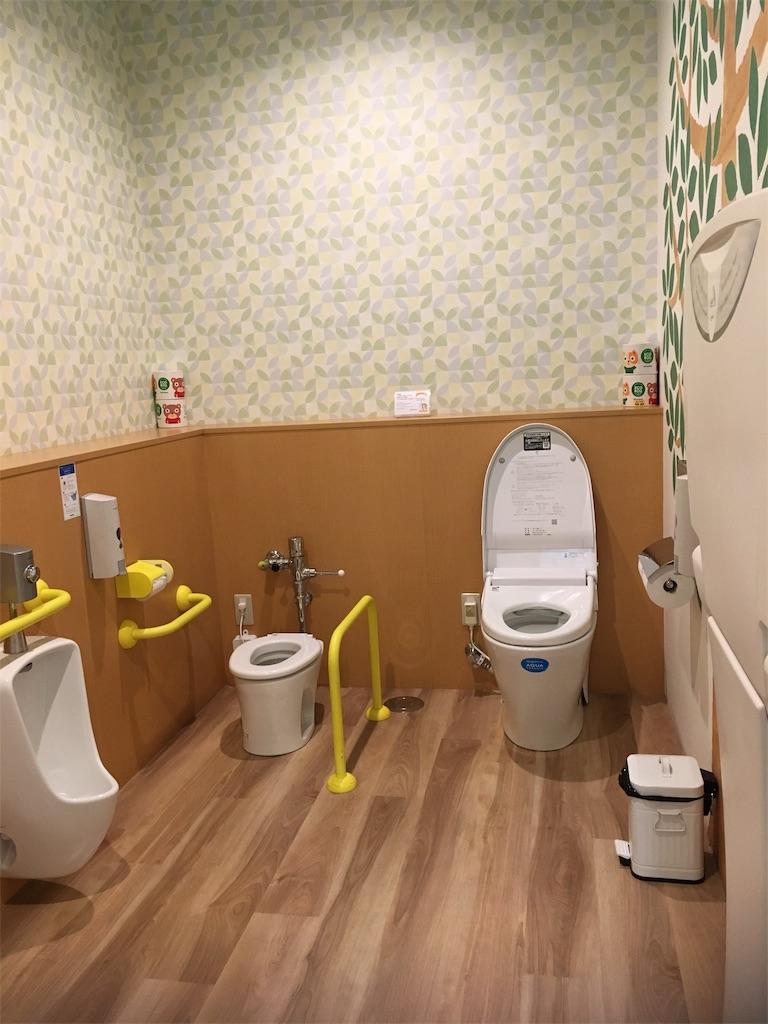 エディオン蔦屋家電のトイレ