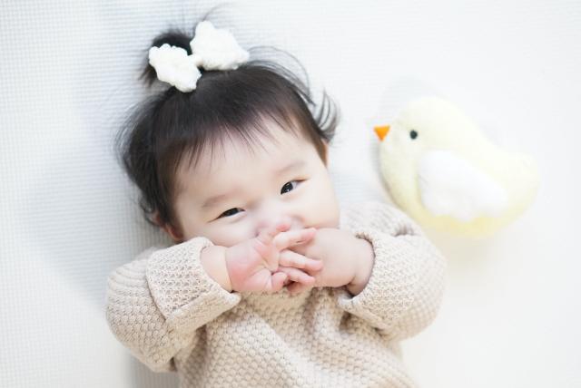 1歳の子供