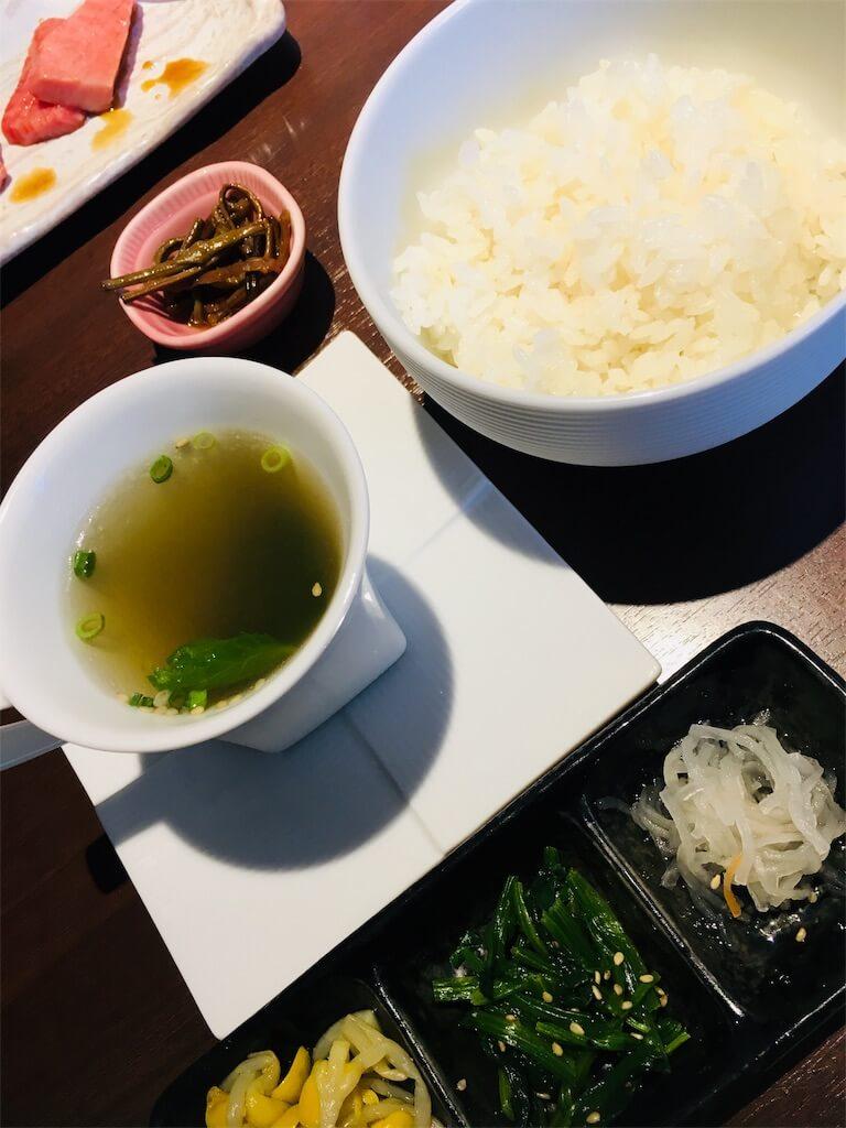 広島中区の子連れ焼肉シズラー