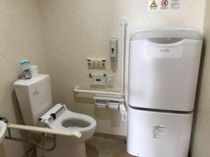 住宅宣言吉島のトイレ