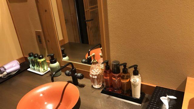 安芸グランドホテル貸切露天風呂